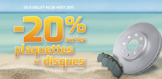 Offre freinage